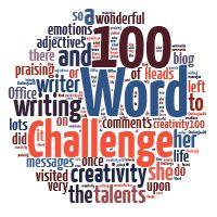 100 WORD CHALLENGE LOGO