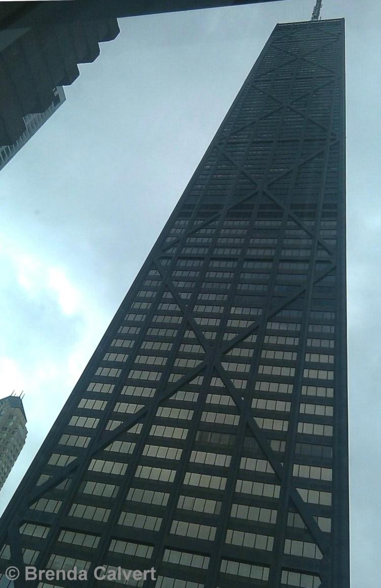 BRENDA'S HANCOCK BUILDING - tilted