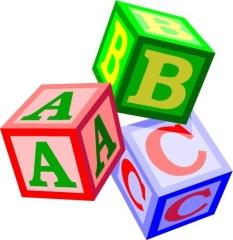 A B C BLOCKS