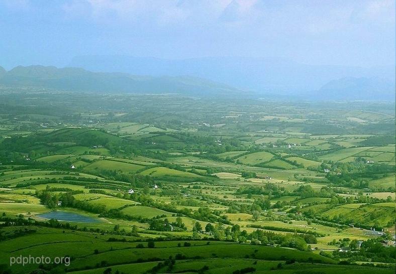 IRELAND FROM CARROWKEEL - pdphoto - MY EDIT - credits