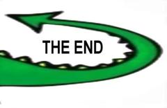 DRAGON TAIL - THE END