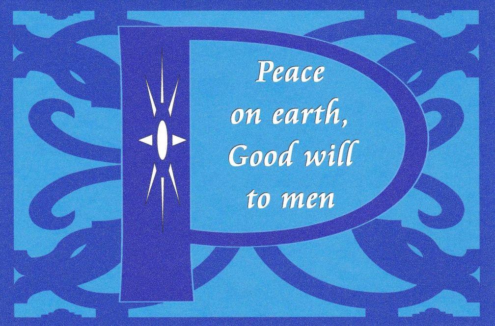 PEACE CARD - ED2