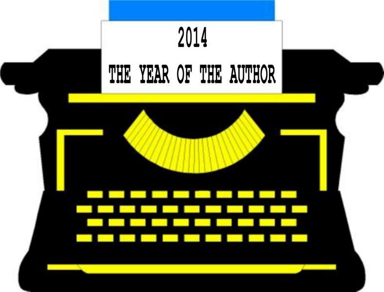 BLACK TYPEWRITER - YEAR OF AUTHOR