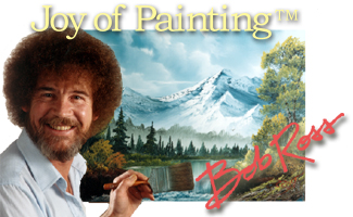 BOB ROSS AT EISEL - JOY WEBSITE
