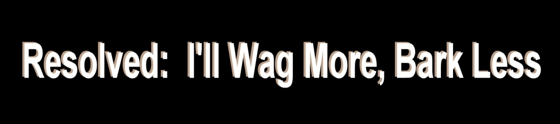 WAG MORE SIGN