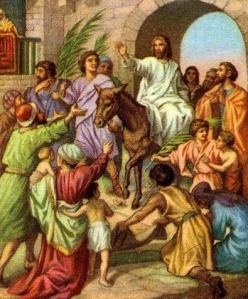 JESUS ON DONKEY - WIKIPED.