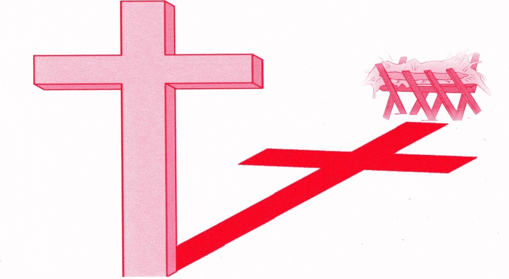 MANGER AND CROSS - NO WORDS