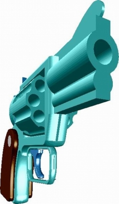 GUN - BLUE