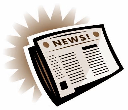 NEWSPAPER - SEPIA