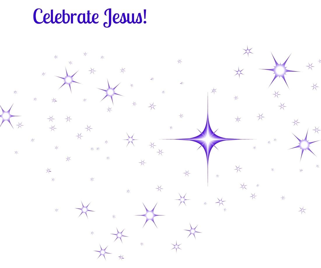 CELEBRATE JESUS DESIGN