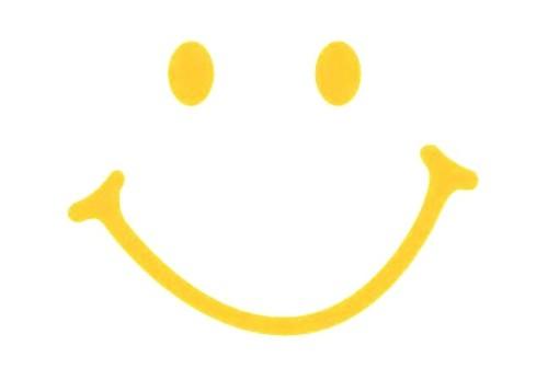 SMILEY -- NO CIRCLE