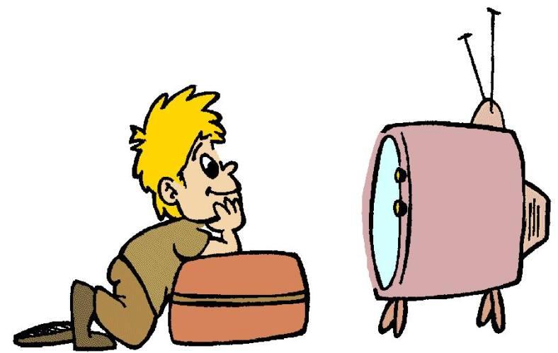 BOY & TV