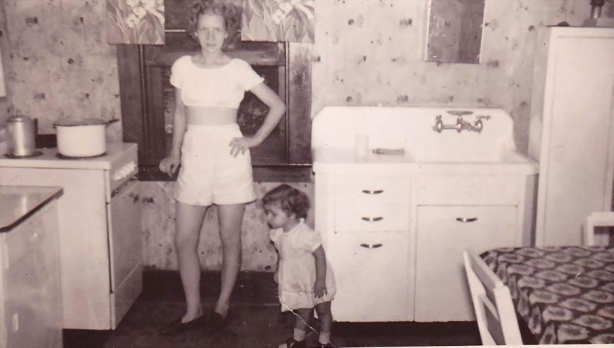 MOMMY & ME - COOKING -brightened