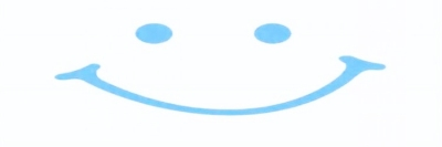 SMILEY -- NO CIRCLE - STRETCHED FOR FB