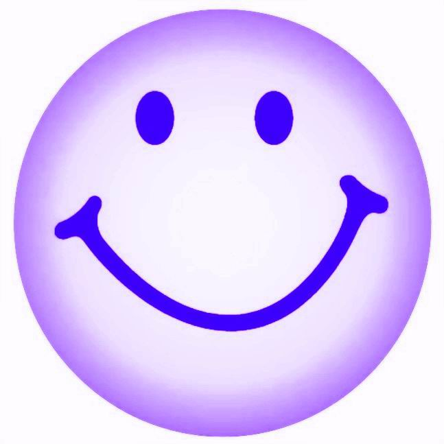SMILEY - PURPLE