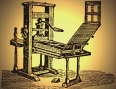 PRINT PRESS OLD PARCH # 2