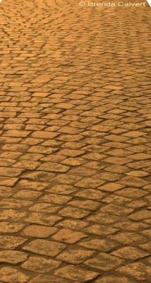 BRENDA'S COBBLESTONE STREET BROWN