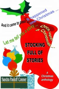 STOCKING W. STORIES FRONT COVER FOR KINDLE - ED 2.