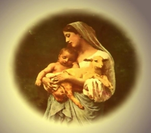 MARY, BABY, LAMB - EDITED
