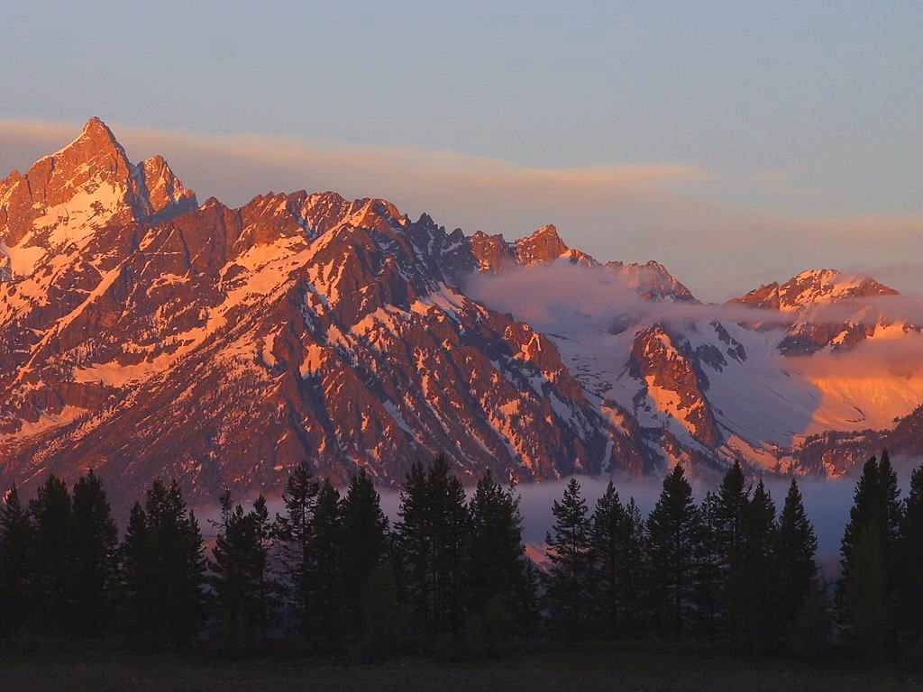 TETON MTS. PDPOTOS