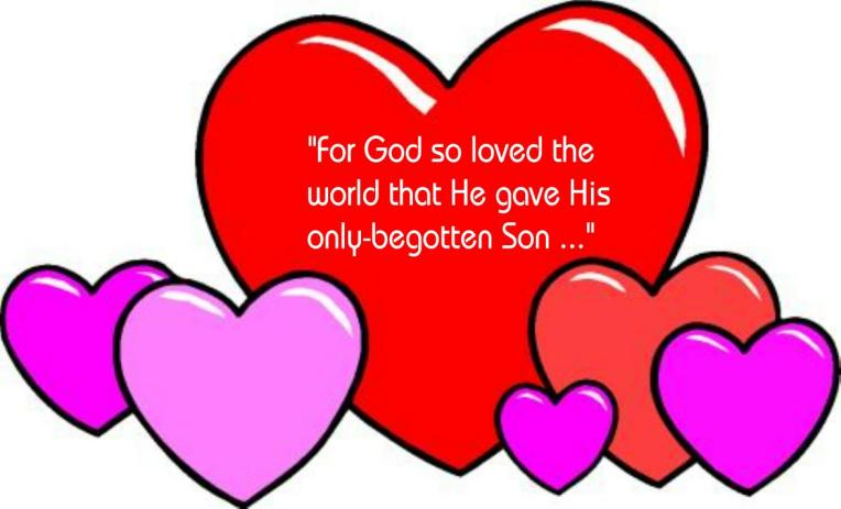 HEARTS - COLLECTION - with scripture