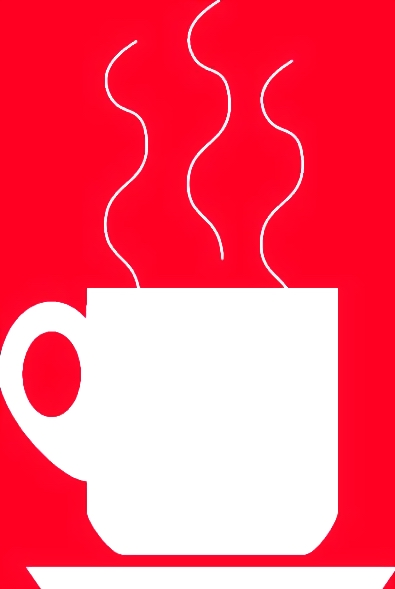 COFFEE STEAMING - RED