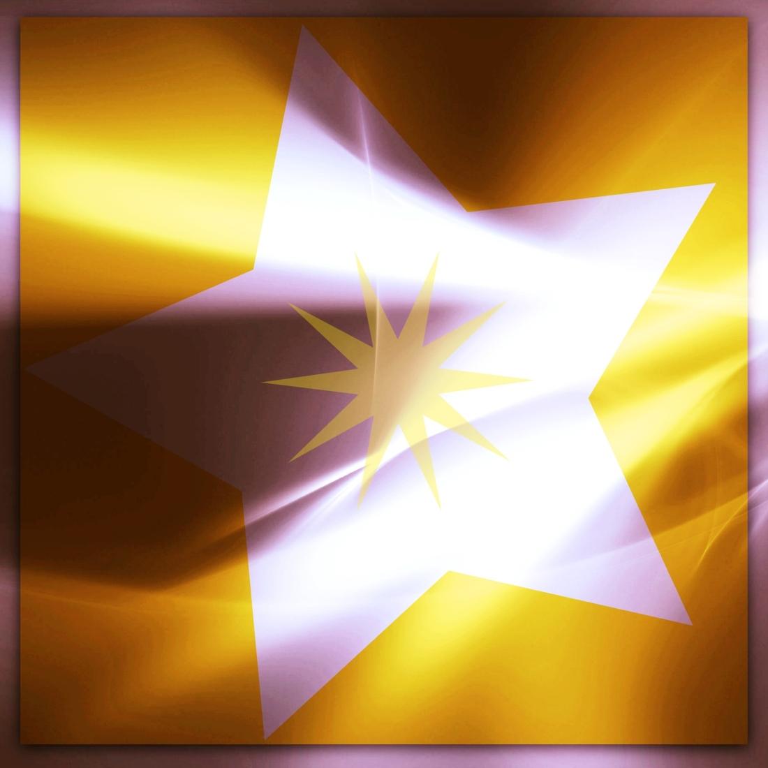 STAR GOLD & PURPLE