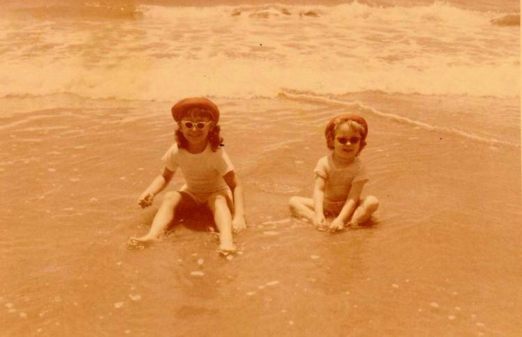 BRENDA & ME IN OCEAN - EDITED