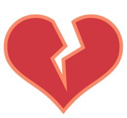 HEART - BROKEN