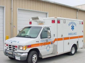 public domain ambulance image
