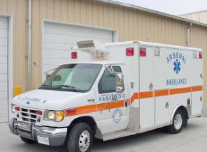 public domain ambulance image