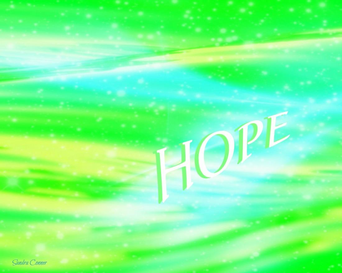 HOPE GRAPHIC