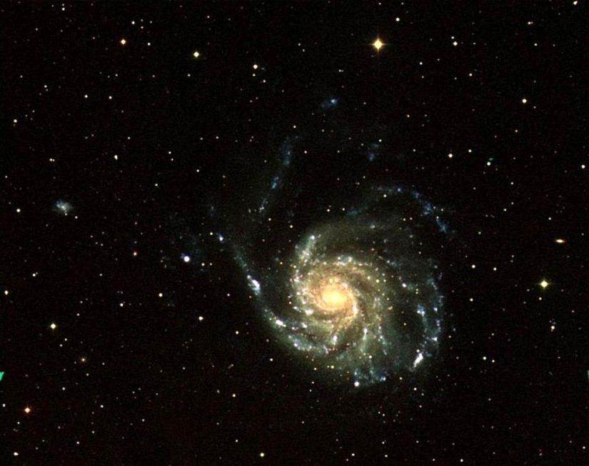 GALAXY DEEP SPACE -PUB DOM.