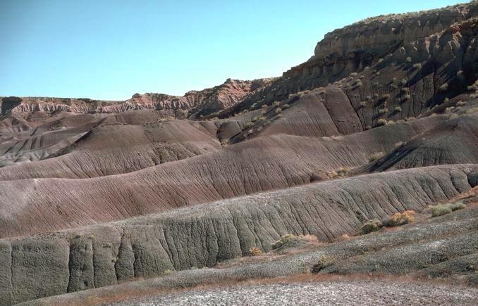 DESERT MINE