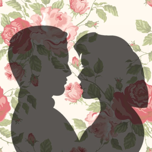 lovers-on-flowers