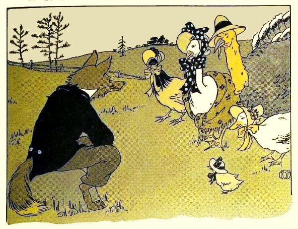 chicken-little-illustration-pd