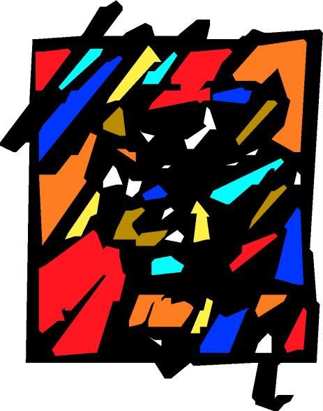 ART WITH BLACK