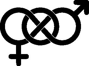 BI-SEXUAL SYMBOL
