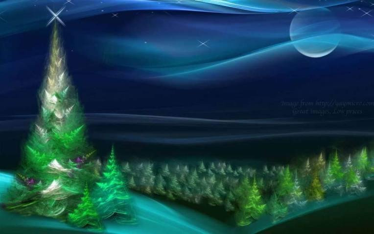 FREE HD NATURE WALLPAPERS Christmas Nature Wallpaper