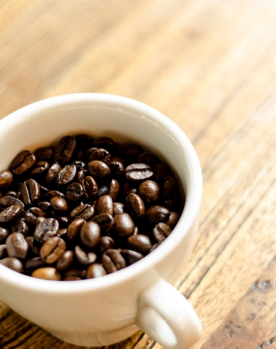 COFFEE BEANS IN CUP - PIXABAY- exrock1976