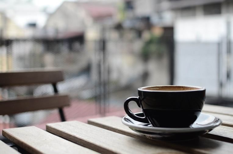 COFFEE CUP IN SAUCER - PIXABAY - freephotos