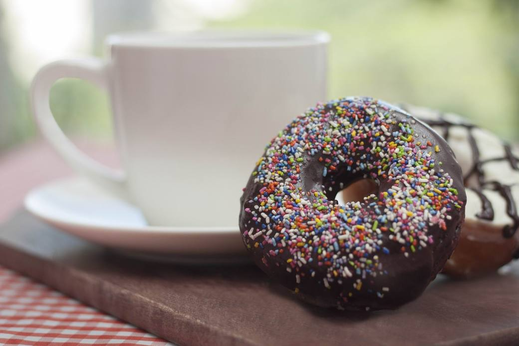 COFFEE & DOUGHNUTS - Ludmila_ph -- PX
