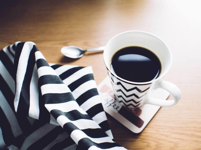 COFFEE ZEBRA STRIPES - Stocksnap PX