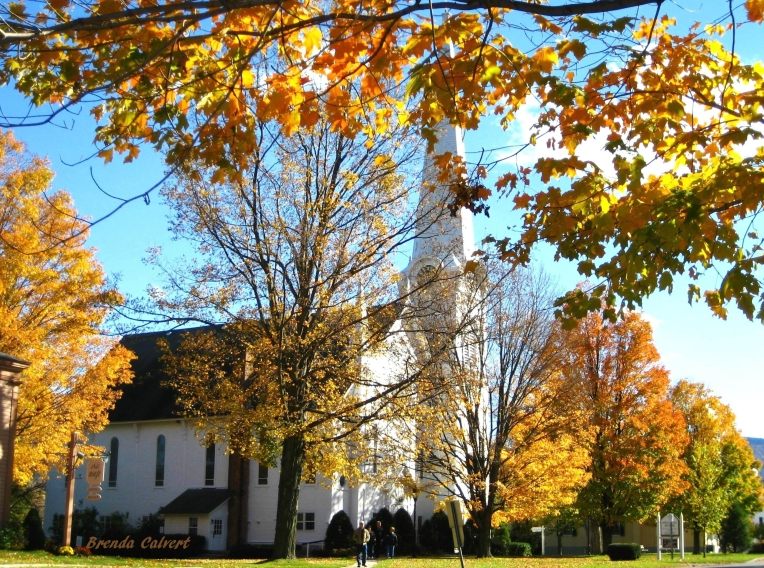 BRENDA'S CHURCH W. CREDITS