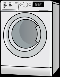 WASHING MACHINE - Lerele -- PX