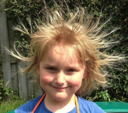 GIRL WITH STATIC HAIR cropped - - Ben_Kerckx -- PX