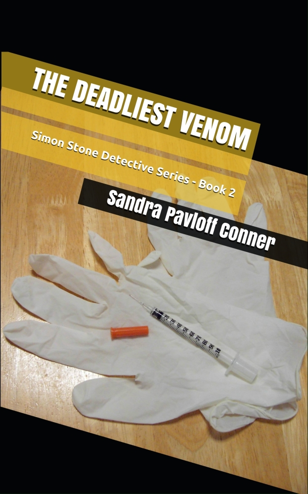 DEADLIEST VENOM AMAZON - FRONT ONLY