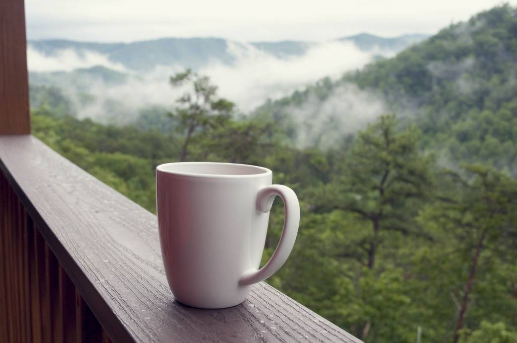 SMOKY MTS & COFFEE -- Emilie -- PX