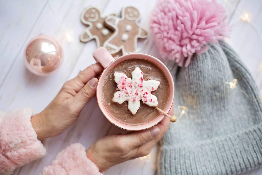 HOT CHOCOLATE - PINK -- Jill111 - PX