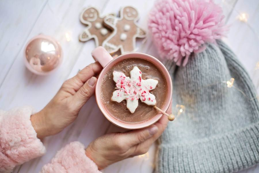 HOT CHOCOLATE - PINK -- Jill111 - PX